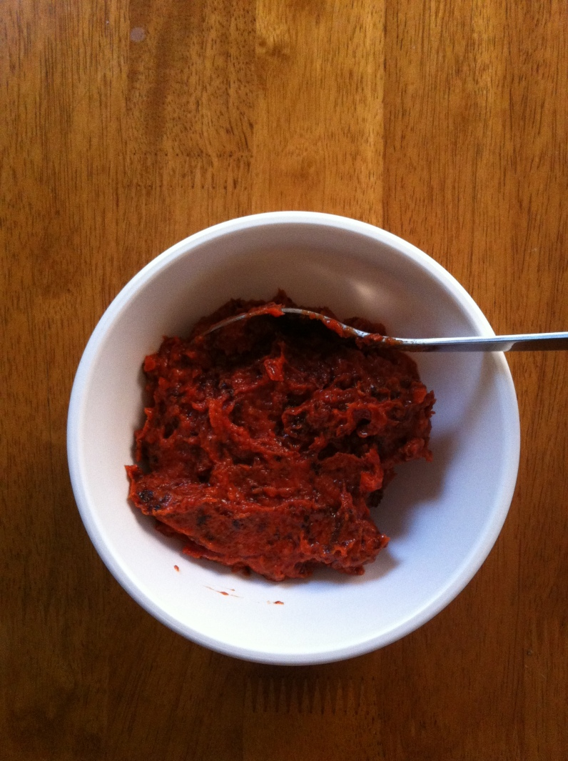 Sundried Tomato Paste