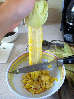 Cutting the kernels