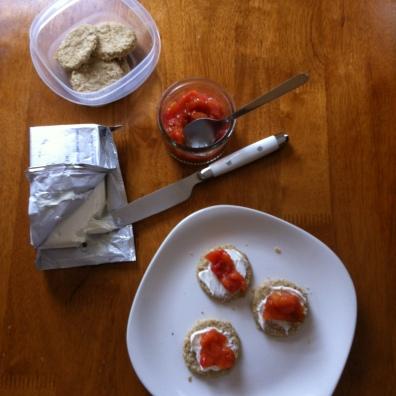 Mmm, breakfast...