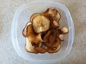 Plain Apple Chips
