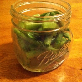 Fill your jar with things for picklin'!