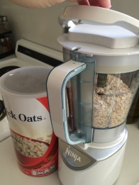 When in doubt, make your own oat flour