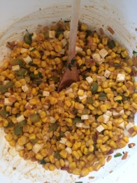 Quickie Corn Salad